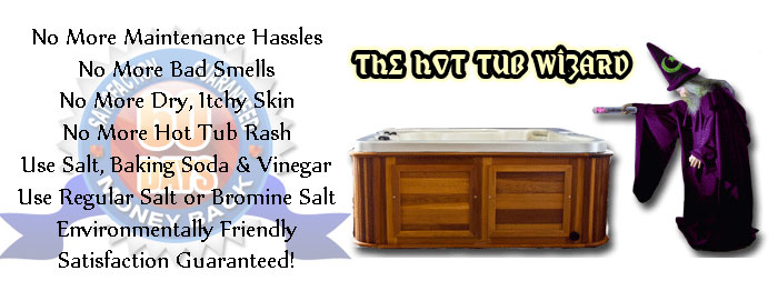 saltwater hot tub guarantee