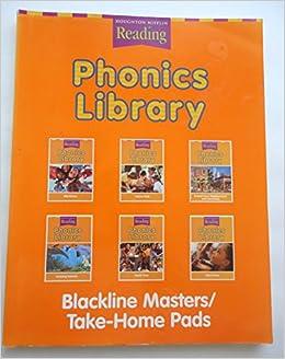 Phonics Library Reading 10 Books 1st Grade Level 1 Paperback Houghton Mifflin
