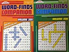 Kappa Word Finds Companion Volumes # 205 &…
