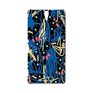BLUEDIO Designer Printed Back case cover for Sony Xperia C5 - G7581