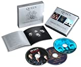 Queen Greatest Hits I, II & III - The Platinum Collection (3CD) by Queen Box set, Original recording remastered edition (2002) Audio CD