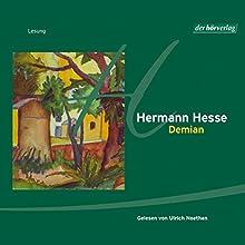 Demian Hörbuch von Hermann Hesse Gesprochen von: Ulrich Noethen