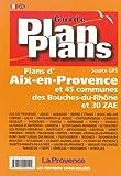 echange, troc  - Guide Plan Plans Aix en Provence et 45 Communes des Bouches-du-Rhône
