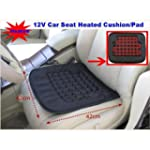 Koolertron Car Heated Seat Cushion Ho...