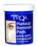 Andrea Eye Q s Ultra Quick Eye Make-up Remover Pads by Andrea