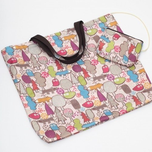 woodland-fox-and-owl-folding-shopping-bag-reusable