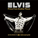 Elvis Presley Elvis Presley - Prince From Another Planet - As Recorded Live At Madison Square Garden, New York City, June 10, 1972 (2CDS+DVD) [Japan LTD CD] SICP-3680