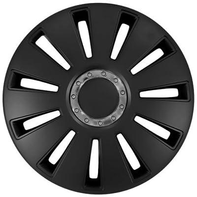 PETEX Radblende Radkappe Silverstone pro black 15 Zoll (Satz=4Stk.) von Petex bei Reifen Onlineshop