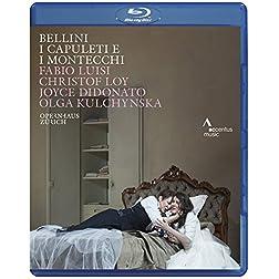 Bellini: I Capuleti e i Montecchi [Blu-ray]