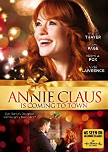 Annie Claus Is Coming to Town [DVD] [2011] [Region 1] [US Import] [NTSC]