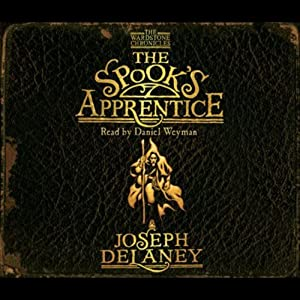 The Spook's Apprentice Audiobook