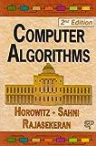 Computer Algorithms (0929306414) by Horowitz, Ellis