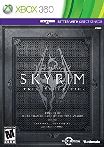 The Elder Scrolls V: Skyrim - Legendary Edition, XBOX 360