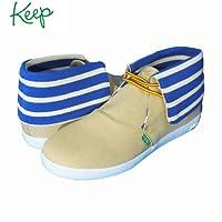 (キープ) keep THE NUSS(ナス)モデル Blue Sun Stripe 9.5(27cm)