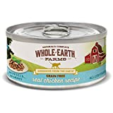 Whole Earth Farms Grain Free Real Chicken Recipe (Morsels In Gravy)