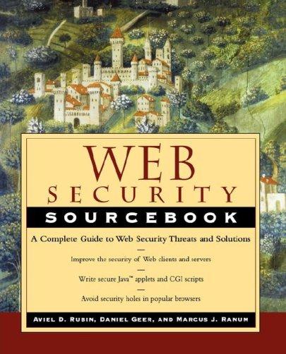 Web Security Sourcebook (Computer Science)