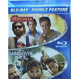 The Hangover/ The Hangover Part II [Blu-ray]