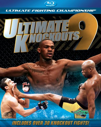 Ufc: Ultimate Knockouts 9 [Blu-ray]