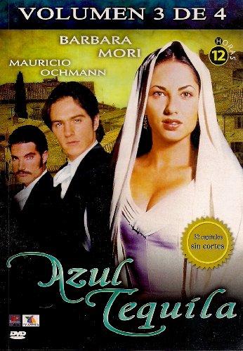 AZUL TEQUILA VOLUMEN 3 DE 4
