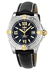 Cheap Price Breitling Women's B7135612-B910BKLT Cockpit Black Dial Watch