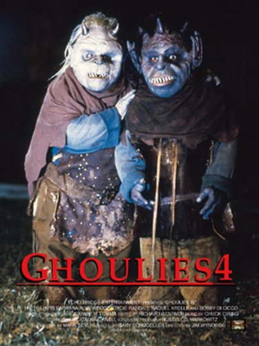 Amazon Com Ghoulies Iv Peter Liapis Barbara Alyn Woods