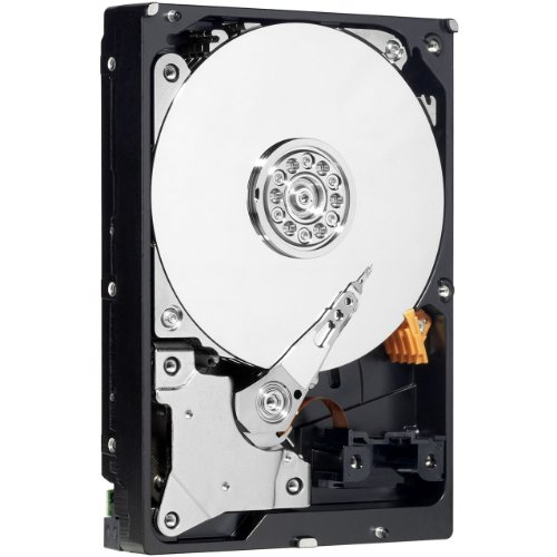WESTERN DIGITAL WD AV-GP 3.5インチ内蔵HDD 1TB SATA6.0Gb/s IntelliPower 64MB WD10EURX