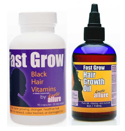 Vitamins For Healthy Hair Growth