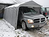 Portable Garage PRO 3,3x6x2,4 m Carport Canopy Storage Shelter Tent Garden Shed