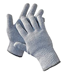 G & F 57100XL CUTShield Classic level 5 Lightweight Cut Resistant Gloves for Kitchen,Food Grade Cut Resistant Gloves, XLarge.