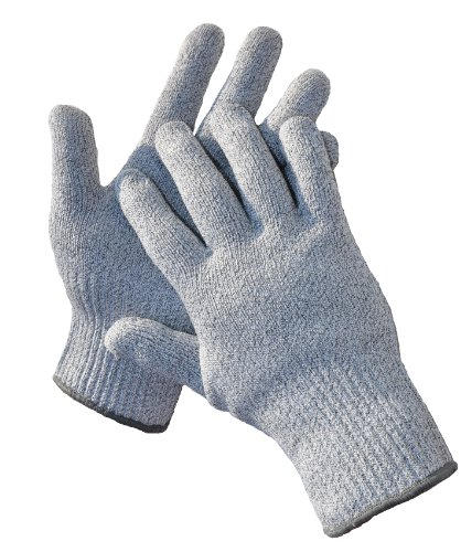 G & F 57100L CUTShield Classic level 5 Cut Resistant Gloves for...