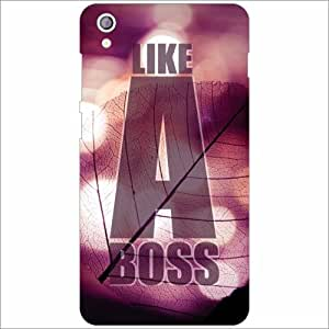 Lenovo S850 Back Cover - Boss Designer Cases
