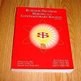 img - for Business Decision Making in a Contemporary Society - Fourth Edition by Ronald J. Cereola (2005-05-03) book / textbook / text book
