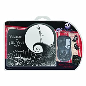 Nightmare Before Christmas Gift Pack Includes Optical Mouse and Mouse Mat