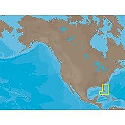 C-Map Na-C315 C-Card Format Straits Of Florida Bathy
