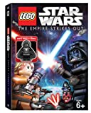 51qH1w5nGHL. SL160  LEGO Star Wars: The Empire Strikes Out (Exclusive Minifigure DARTH VADER with Medal)