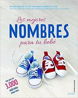 Los mejores nombre para tu bebé: AA.VV: 9788497546386: Amazon.com