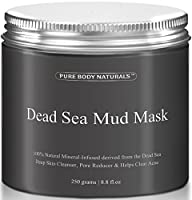 THE BEST Dead Sea Mud Mask, 250g/ 8.8…