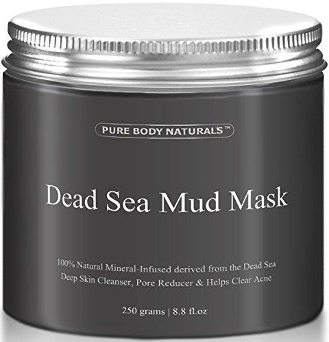 THE BEST Dead Sea Mud Mask, 250g/ 8.8