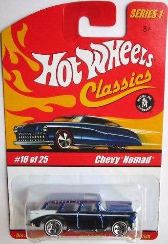 Hot Wheels Classics Series 1 Chevy Nomad 16 of 25
