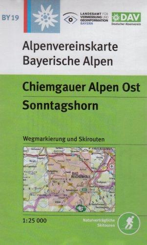Bayern - Chiemgauer Alpen Mitte - Hochfelln