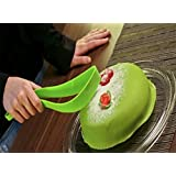 Swarish Amazing Cake Pastry Server Cutter And Slicer