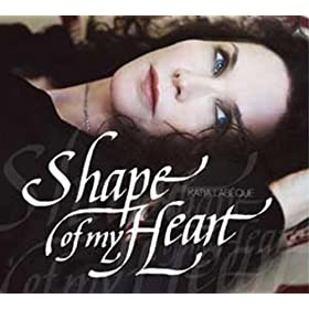 Shape of my heart (arr. Dave Maric)