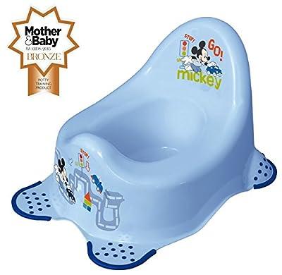 Disney Mickey Mouse Steady Potty (Blue)