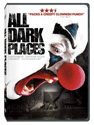 All Dark Places by Joshua Burrow
