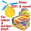 Balloon Helicopter Toys, pack of 6