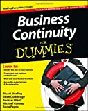 img - for Business Continuity For Dummies book / textbook / text book