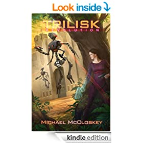The Trilisk Revolution (Parker Interstellar Travels Book 5)