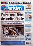 PARISIEN (LE) [No 19167] du 22/04/200...