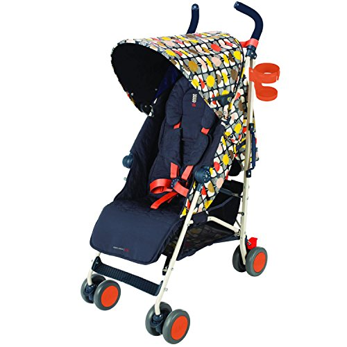 Maclaren 2016 Quest Orla Kiely Stroller With (CupHolder) (Maclaren Quest Cup Holder compare prices)