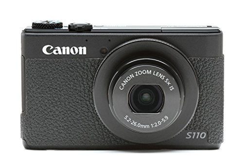 Japanhobbytool Canon Power Shot S110 Camera Leather Decoration Sticker Eos-1 Type 4040 Black